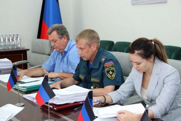 Совмин ДНР рассмотрел более 70 правовых актов (фото)