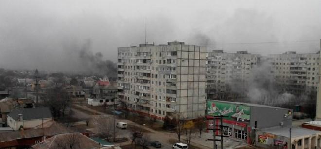 Как они погасили Восточный свет (кто расстрелял Мариуполь 24.01.15)