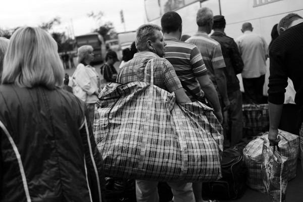 Полмиллиона переселенцев ЛДНР вернулись домой из-за ужасных условий на Украине