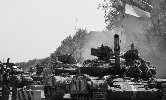 Если Россия нападёт, мы дадим мощный отпор — секретарь СНБО Украины
