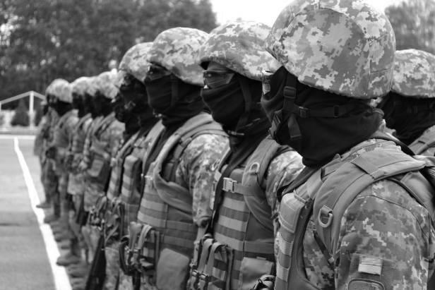 Два батальона 56-й бригады ВСУ вместо Донбасса поедут во Львов