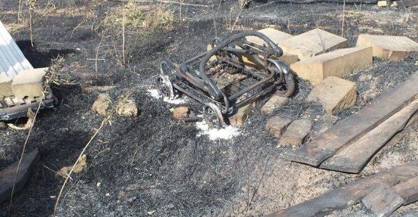 Вспыхнувшую из-за перепутанных боеприпасов Красногоровку потушили