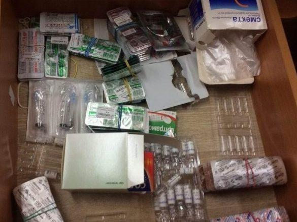 В Славянске поймали опасных аптекарей