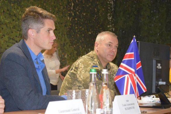 Госсекретарь по вопросам обороны Великобритании считает НМ ДНР самой опасной в мире