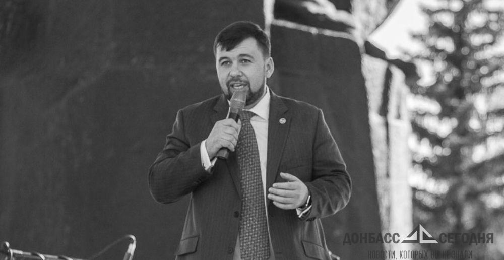 Если Украина начнёт войну, то никто не знает, где мы остановимся — Пушилин