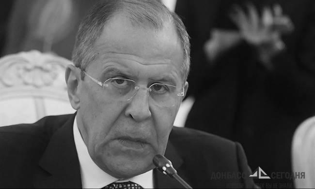 Лавров считает кощунственным собирать нормандский формат после убийства Захарченко