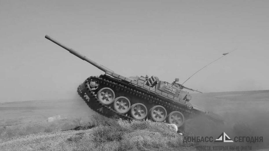 ВСУ перебросили в Рубежное танки