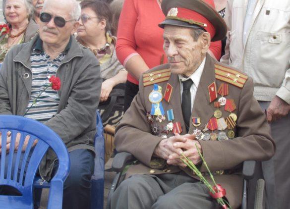 В Мариуполе празднуют освобождение от нацистов
