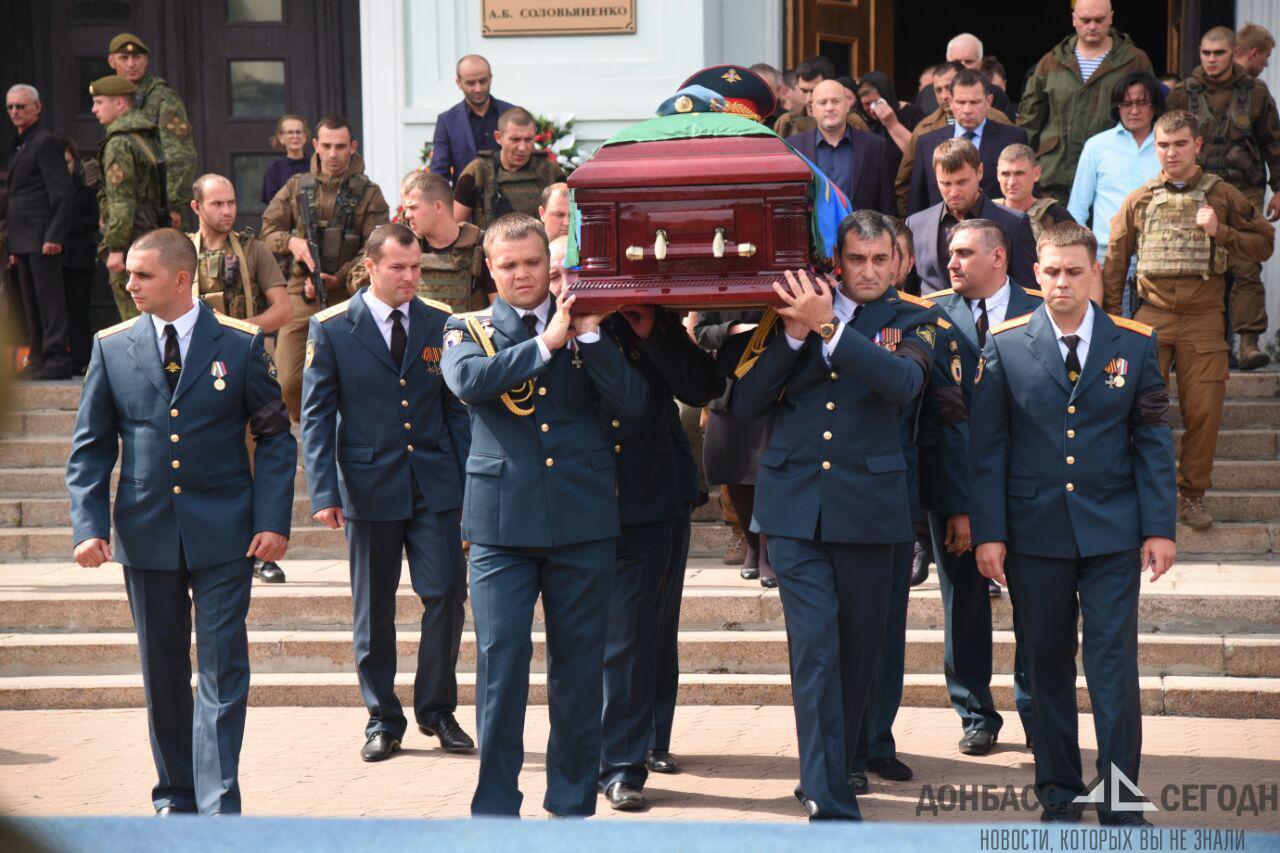 Потеря Захарченко — это огромная утрата для всех - Александр Проханов