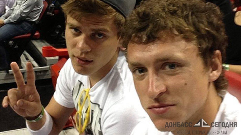 Кокорина и Мамаева ждут в футбольном клубе ДНР