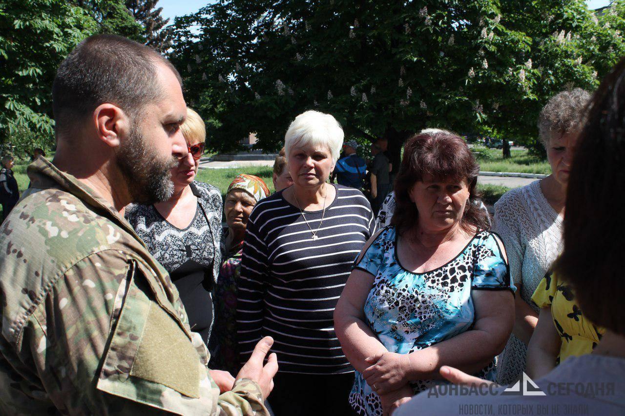 Гражданин России из Макеевки четвёртый год томится в украинском плену