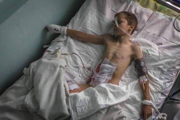 Как война в Донбассе приходит в российское кино
