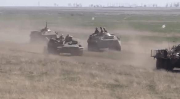 ВСУ вытеснили фантомного противника в Азовское море