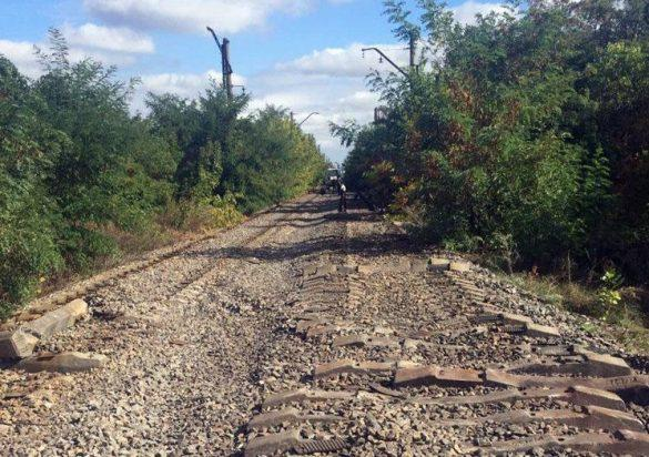 Константиновская ОПГ лишила Ясиноватский район железной дороги