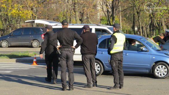 Из-за пьяного водителя пострадали дети в Мариуполе