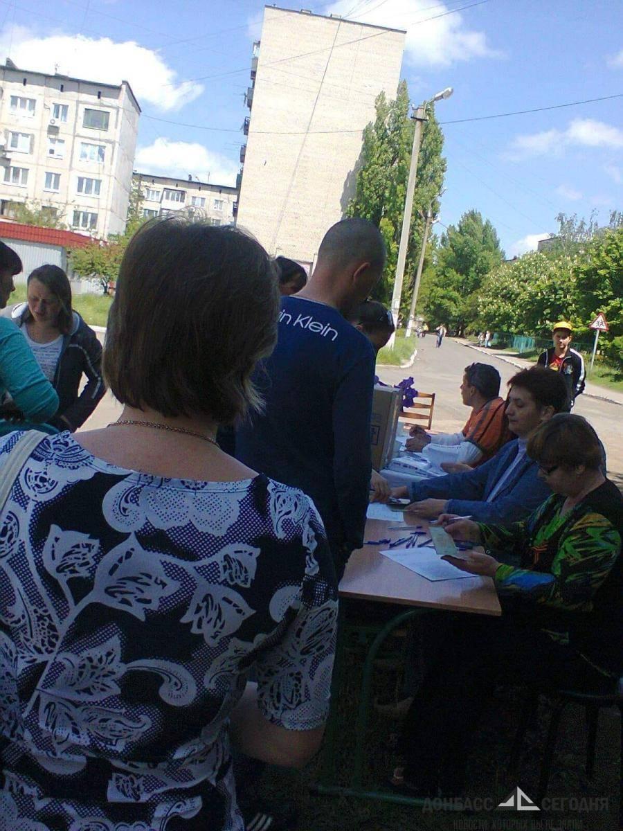 Организатор референдума о самоопределении ДНР стала директором школы в Красноармейске