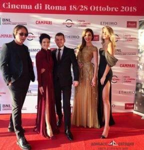 Россию на международном кинофестивале представил фильм о Донбассе