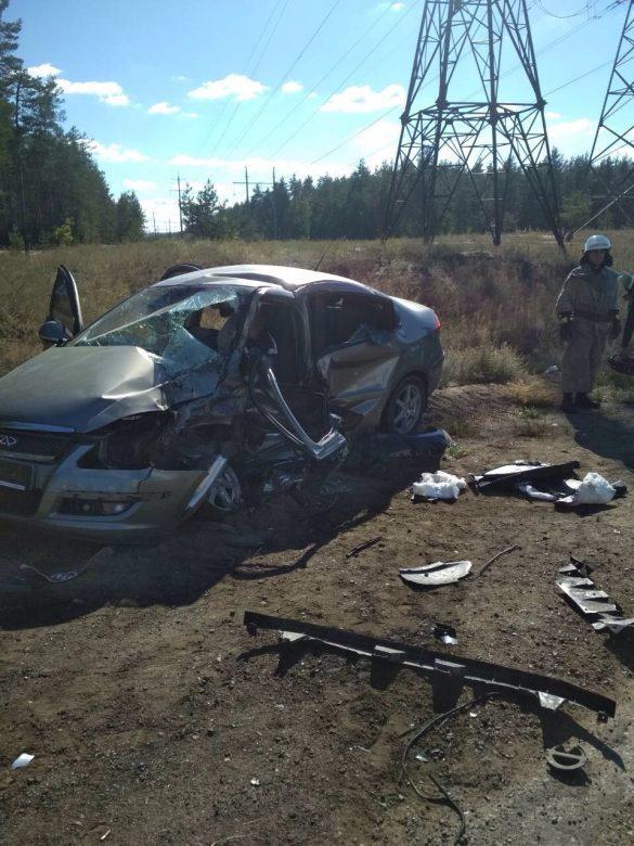 На автодороге Красный Лиман – Славянск произошло смертельное ДТП