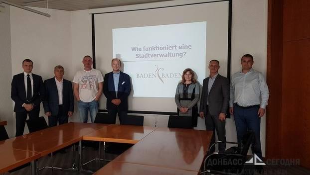 Объявленный в розыск мэр Доброполья нашёлся в Баден-Бадене
