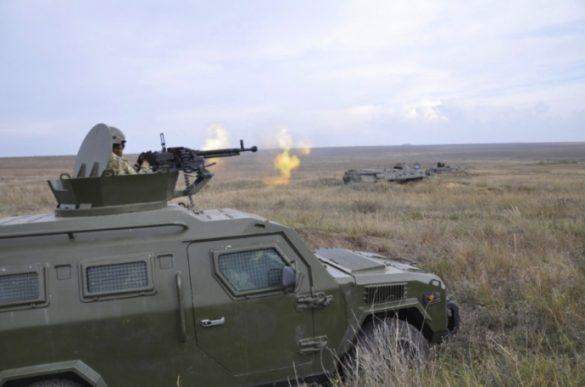 Украинские пограничники готовятся к боям за Азовское море