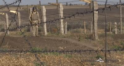 Журналисты показали секретный объект ВСУ в зоне ООС