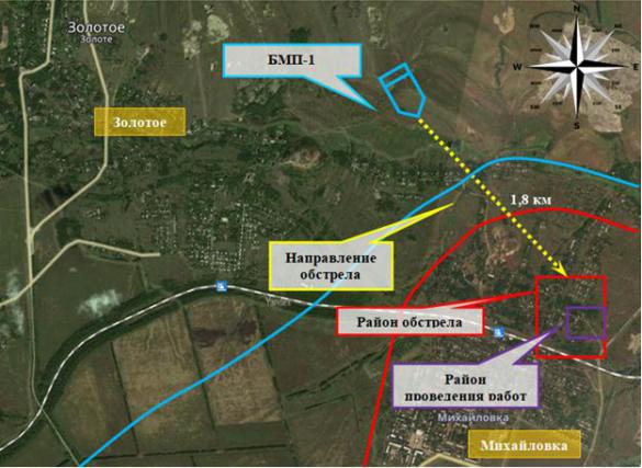 В ЛНР провели расследование ранения сотрудника Первомайского РЭС