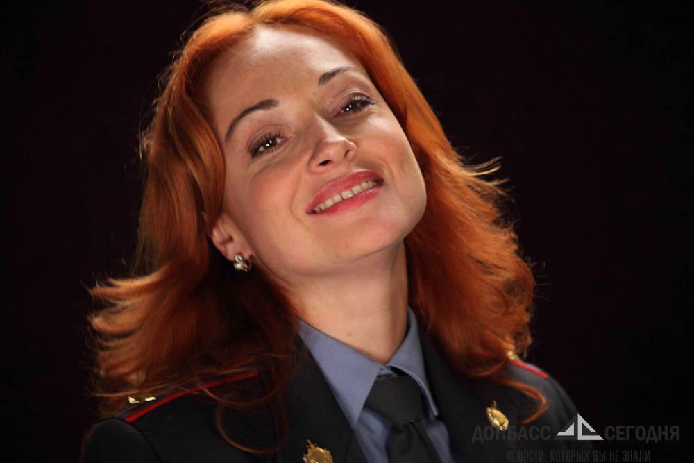 «Охотница на палачей» дала в Донецке мастер-класс