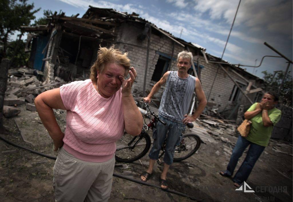 Симонян рассказала, через какой ад проходят жители Донбасса