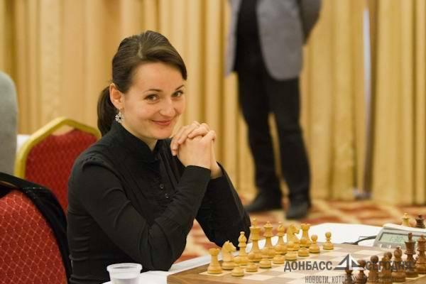 Воспитанная в Донбассе шахматистка стала финалисткой чемпионата мира среди женщин
