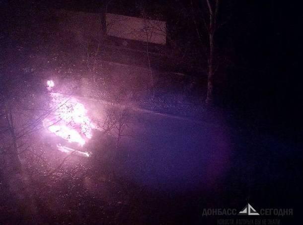 В Пролетарском районе Донецка прогремел взрыв