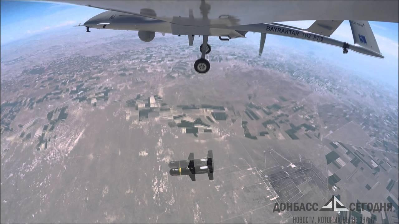Турецкие БПЛА могут вернуть в Донбасс ад кромешной войны