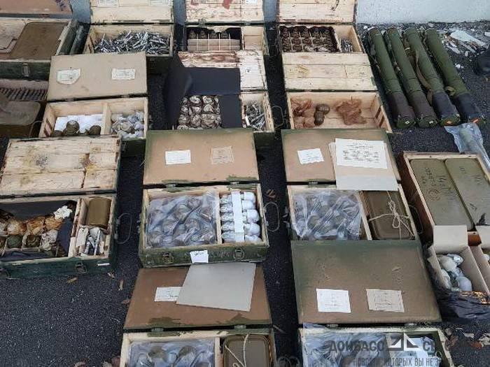 СБУ перекрыла крупнейший канал поставок оружия из ООС в центр Украины