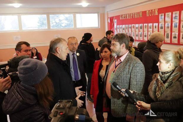 Как проходят выборы в ЛНР (обновляется)