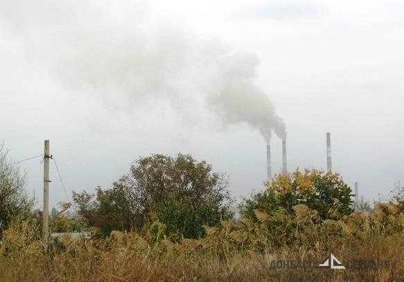 Оставшаяся без угля Луганская ТЭС попытается перейти на газ