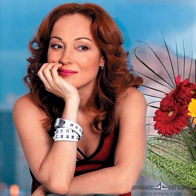 Легендарная российская актриса в Донецке пожелала Пушилину хороших друзей