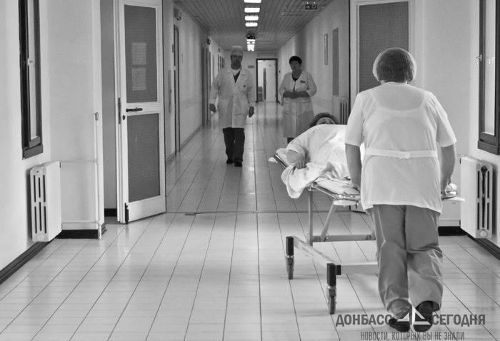 В Волновахе зафиксирован первый случай острого менингита