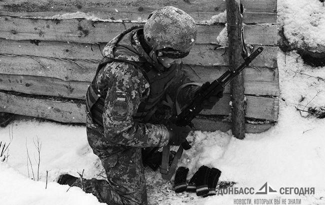 В ООС заявили о погибших и раненых военнослужащих ЛДНР