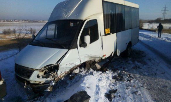 Перед КПВВ «Марьинка» произошло жёсткое ДТП