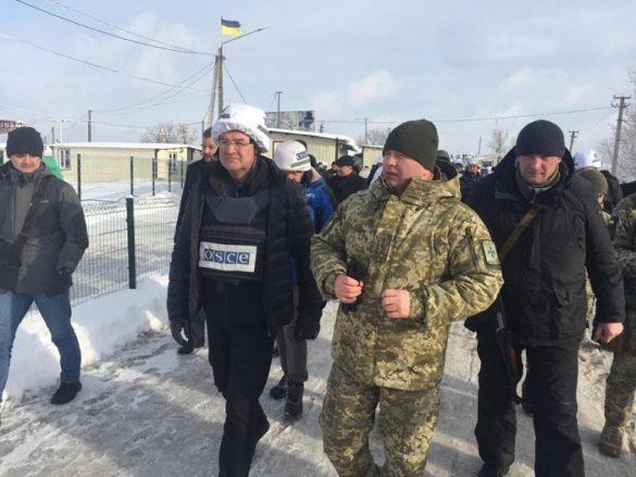 Климкин восхитился самым жутким КПВВ в Донбассе