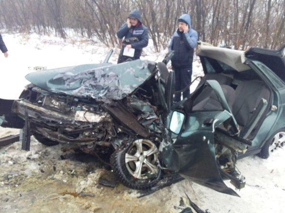 Недалеко от КПВВ «Майорск» произошло жёсткое ДТП