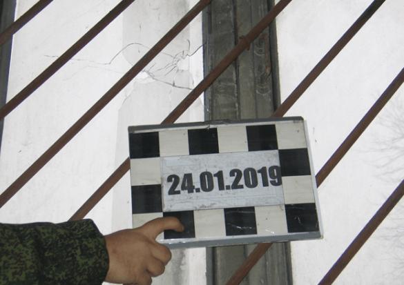 ВСУ расстреляли психоневрологический диспансер в Михайловке