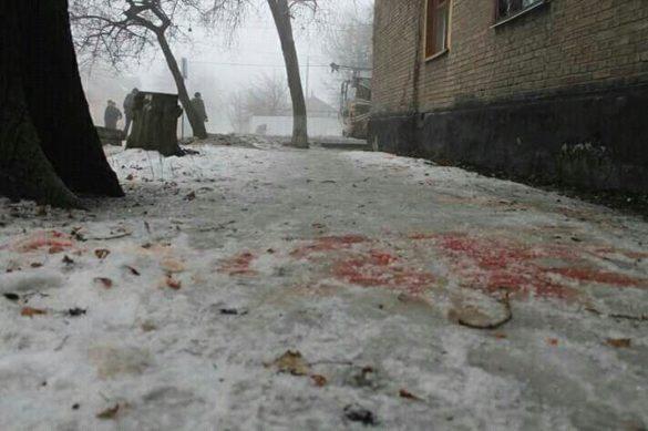 Как была расстреляна очередь за гуманитаркой в ДК Куйбышева (21+)
