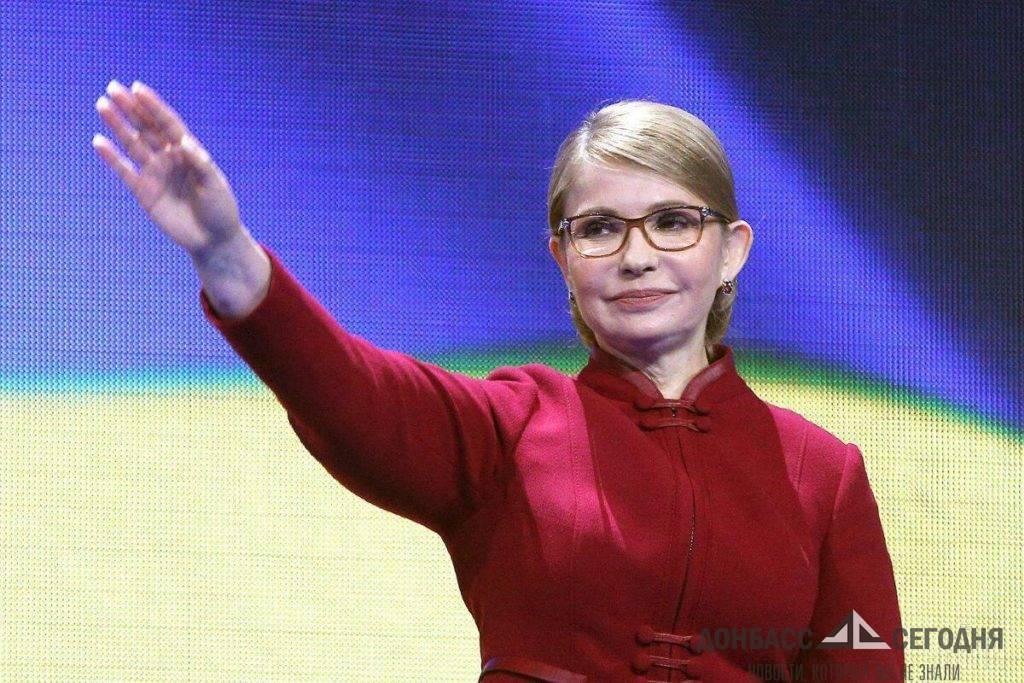 Тимошенко в Киеве решила переименовать Донецкий аэропорт