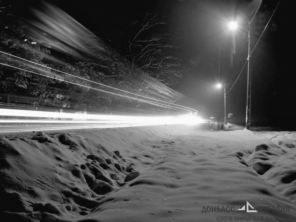 На подконтрольной Киеву территории Донецкой области ограничили движение транспорта