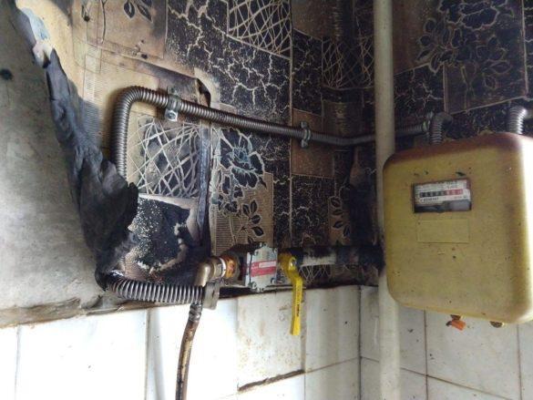 В пятиэтажке Славянска взорвался газ
