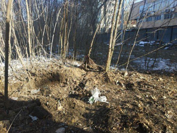 В центре Донецка с беспилотника сбросили ВОГ — СМИ