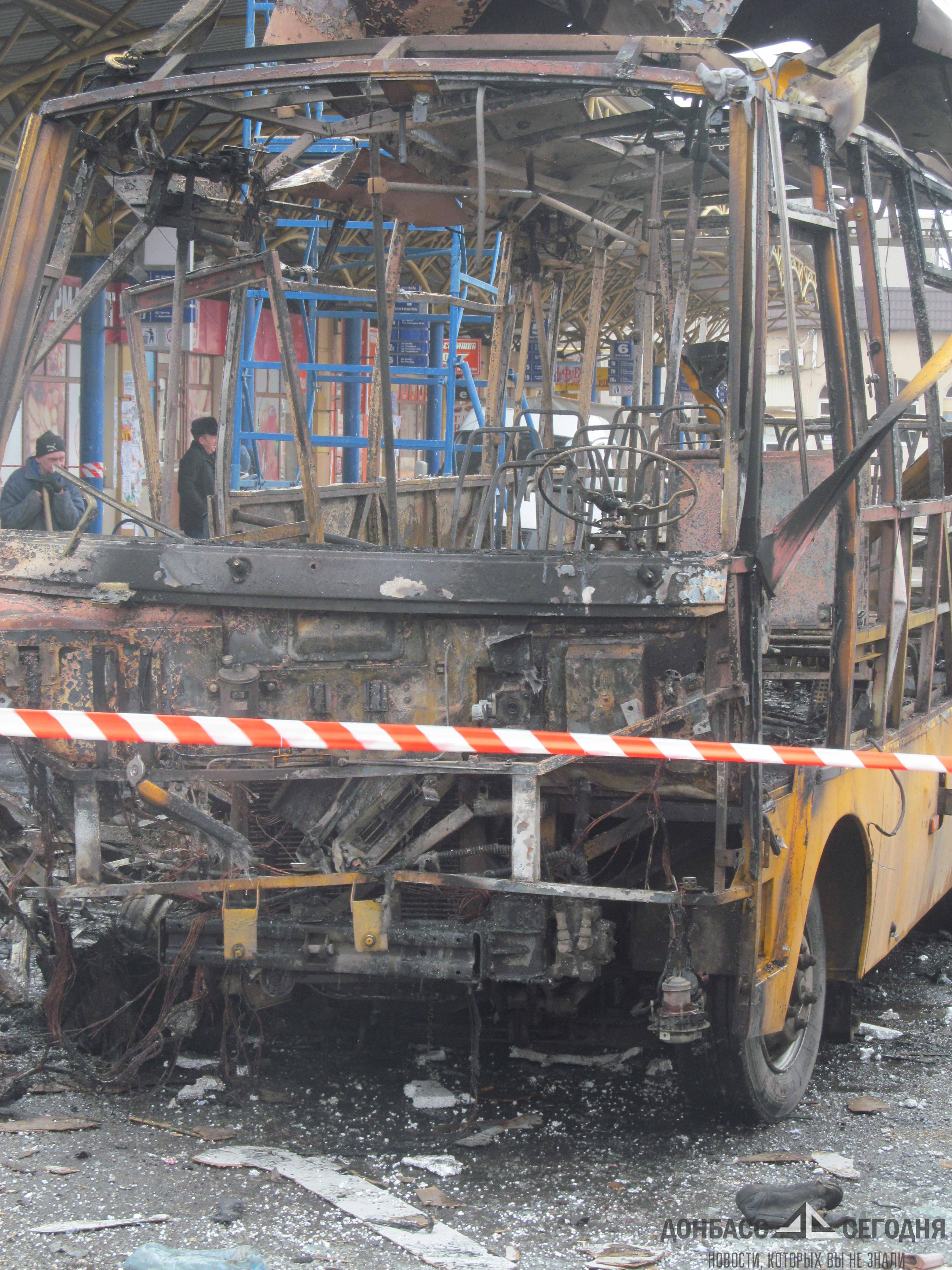 «Автобусы сгорали, словно спички». 11.02 – третья чёрная дата зимы 2015 года
