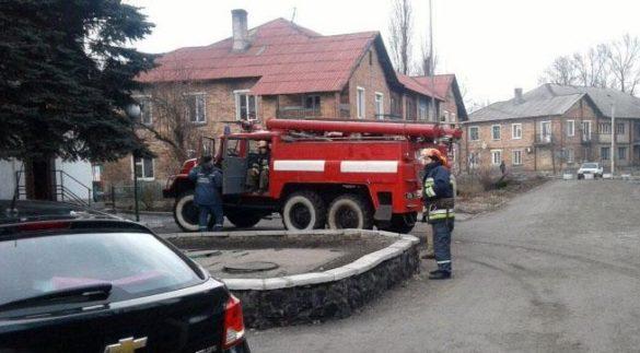 В Новогродовке эвакуировали исполком из-за гранаты