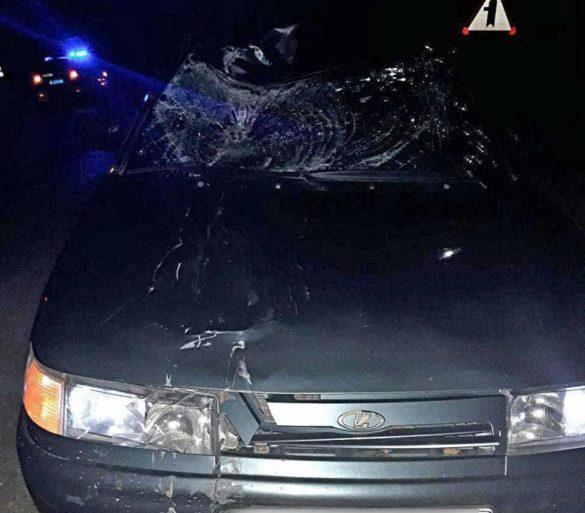 Водитель легковушки убил велосипедиста из Константинополя в Донбассе