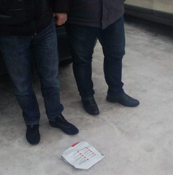 В Краматорске поймали руководителя украинской налоговой Луганской области